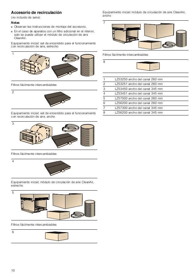 11 INSTRUCCIONES DE MONTAJE Manual de montaje ■ Este aparato se ha previsto para un montaje en la pared. ■ Para accesorios...