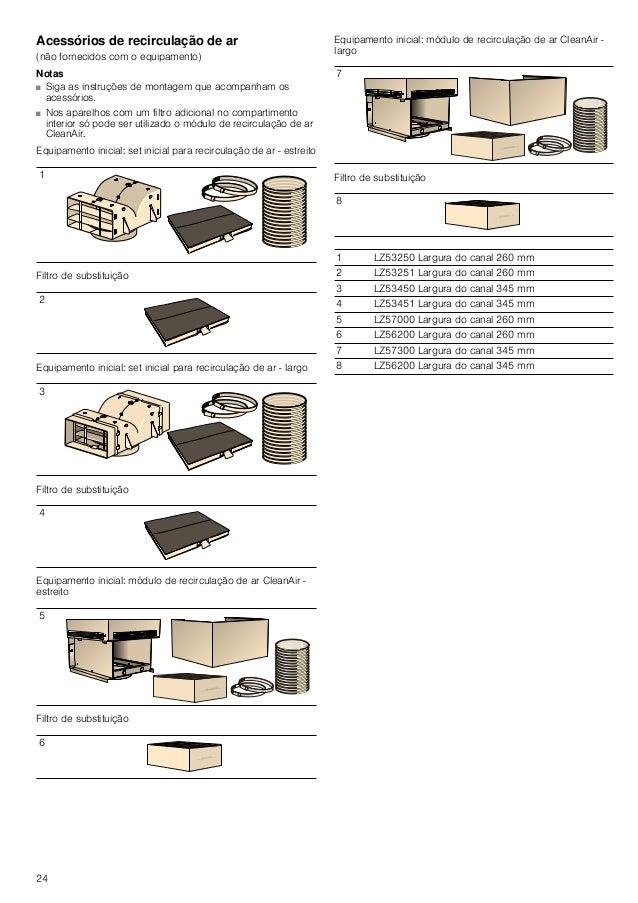 25 INSTRUÇÕES DE MONTAGEM Instruções de montagem ■ Este aparelho deve ser instalado na parede. ■ Para acessórios especiais...