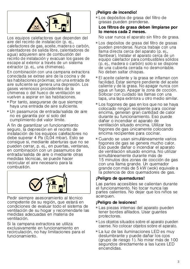 4 ¡Peligro de descarga eléctrica! ■ Un aparato defectuoso puede ocasionar una descarga eléctrica. No conectar nunca un apa...