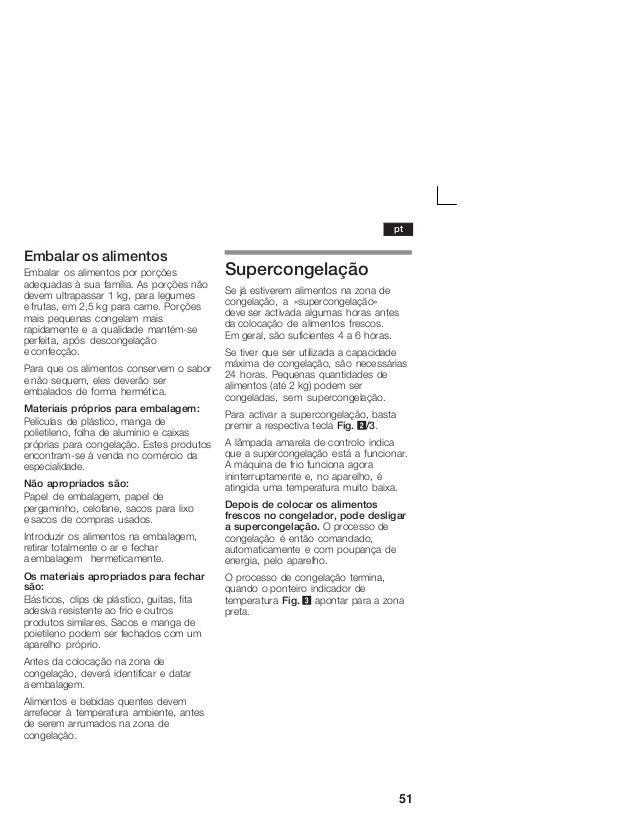 Manual siemens   congelador gi18da50