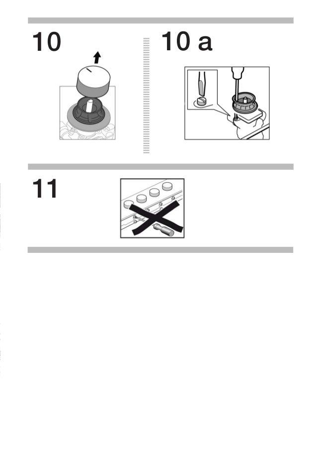 Manual siemens encimera modular er426ab70e