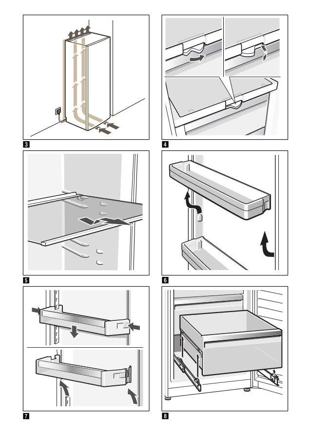 Manual siemens   frigorífico ks36fpw30