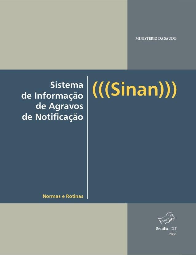 I SBN 85 - 334 - 1024 - 7  MINISTÉRIO DA SAÚDE  9 798533 410243  Disque Saúde 0800 61 1997 Biblioteca Virtual em Saúde do ...