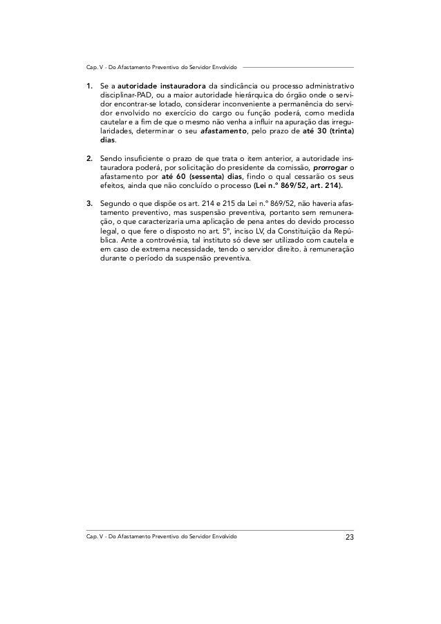 Manual Sindicancia Processoadministrativodisciplinar
