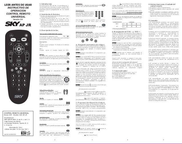 manual control remoto universal sky ap ltt rh please lickthetoad org decoder sky hd manuale decoder sky hd manuale