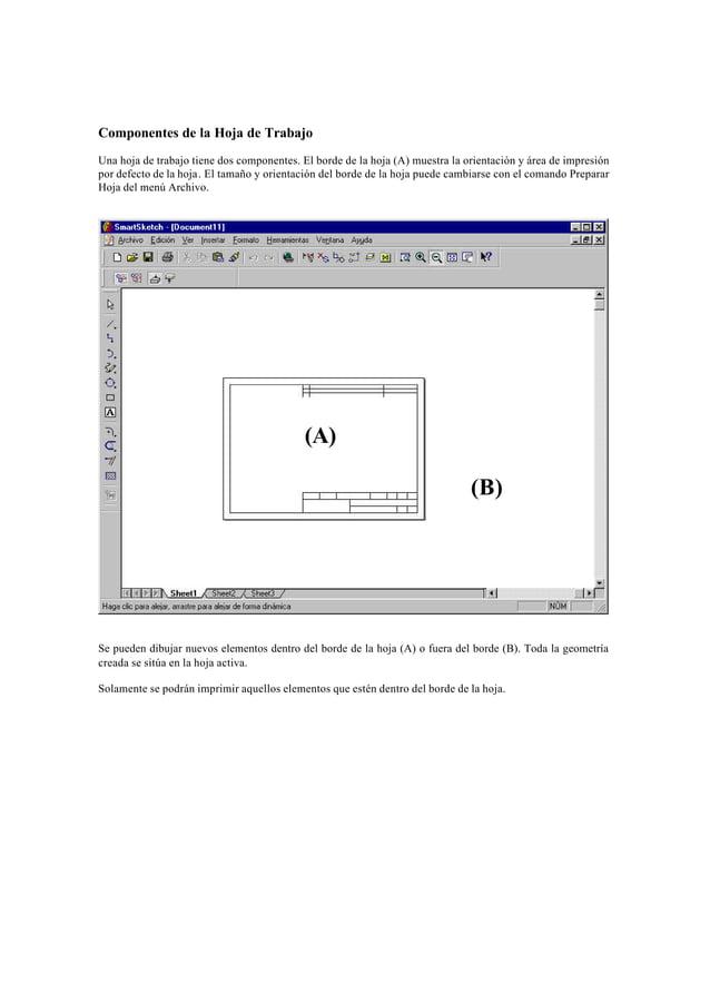 Configuración de la Hoja de TrabajoCada hoja de trabajo tiene su propia configuración. Las características de la hoja de t...