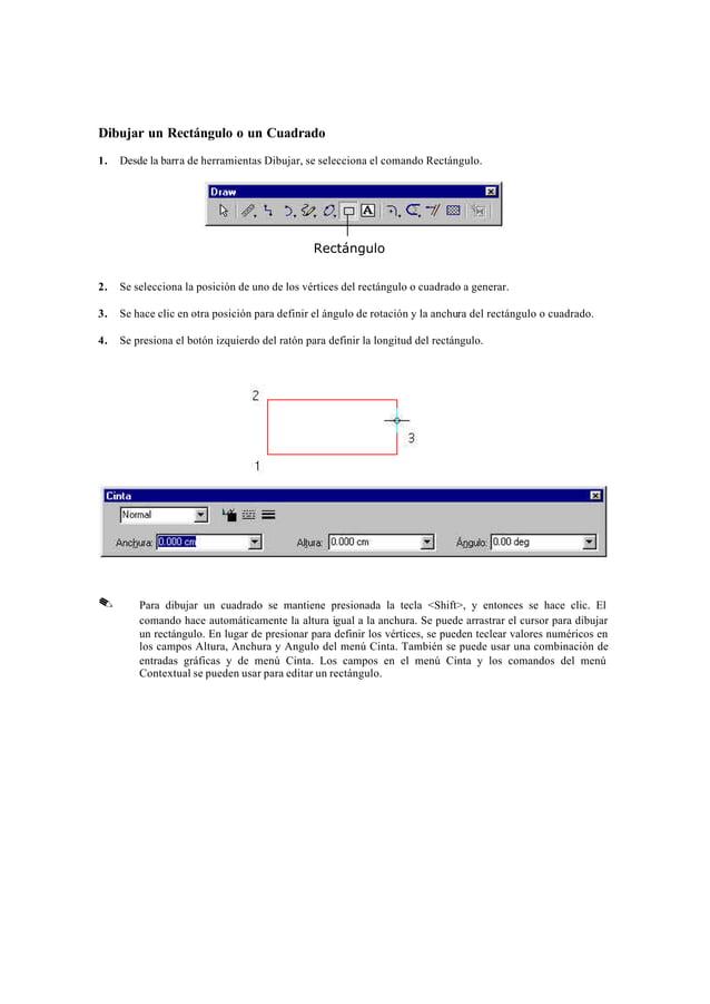 Crear dibujos isométricosSi se quieren crear dibujos en dos dimensiones que representen elementos con tres dimensiones, se...