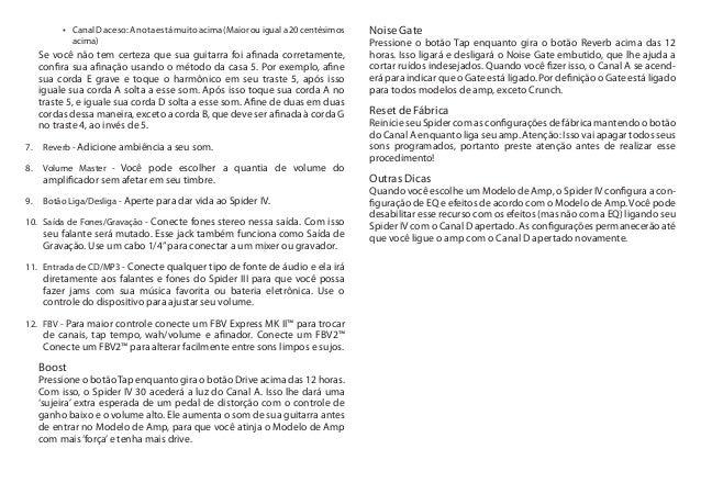 Line 6 spider iv 150 manual pdf