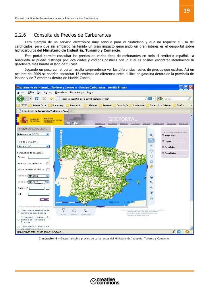 21 Manual práctico de Supervivencia en la Administración Electrónica     2.2.8         Administración Electrónica en las E...