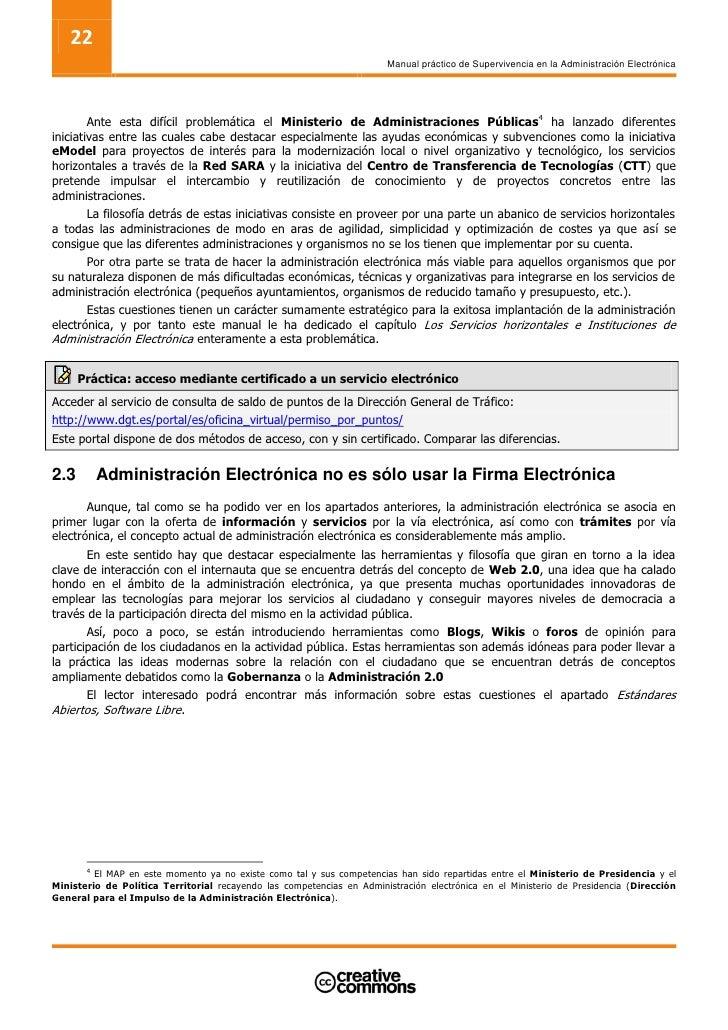 24                                                                             Manual práctico de Supervivencia en la Admi...