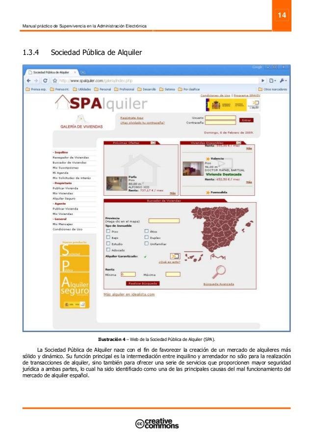Manual supervivencia e admin for Dgt oficina virtual