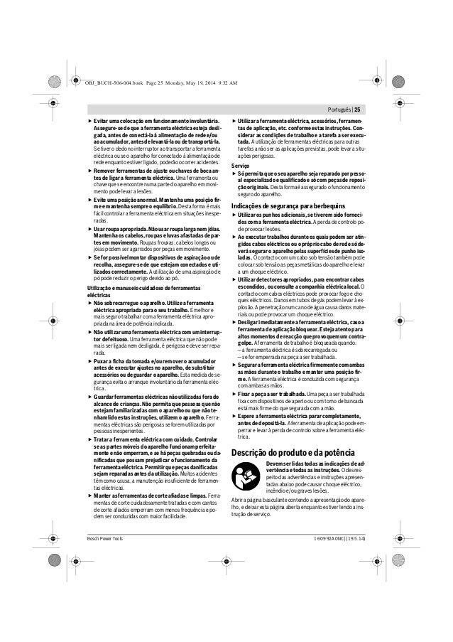 Manual taladro bosh gbm 32 4