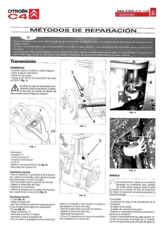 Manual+taller+citroen+c4
