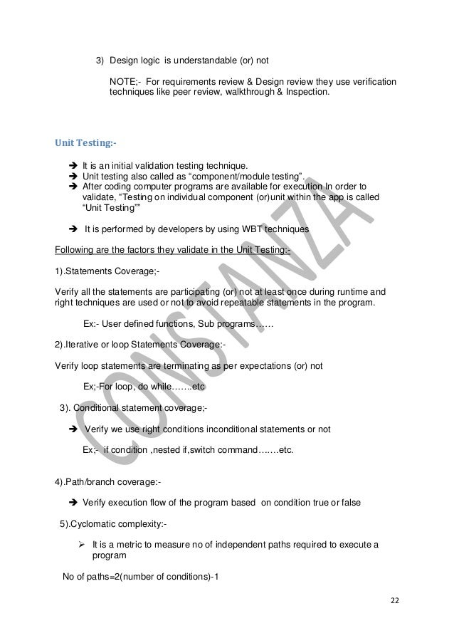 statement coverage and branch coverage pdf