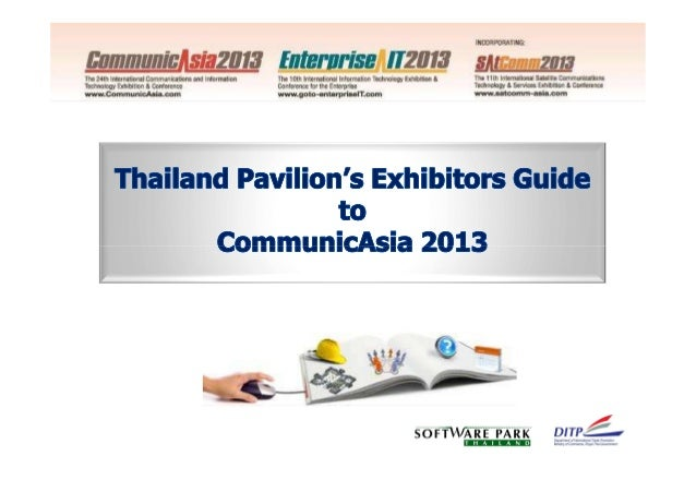 CommunicAsia2013/EnterpriseIT2013/SATComm2013/BroadcastAsia2013VenueSands Expo and Convention Centre, Marina Bay Sands,Sin...