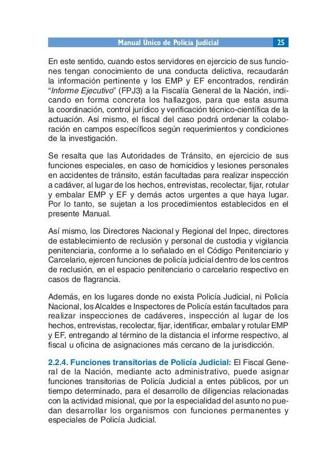 INFORMES DE POLIC A JUDICIAL