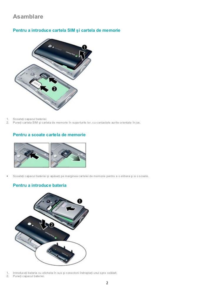 Manual De Sony Xperia X10