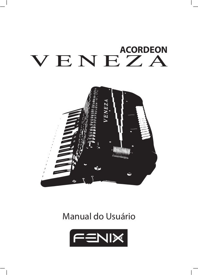 Manual do Acordeon VENEZA