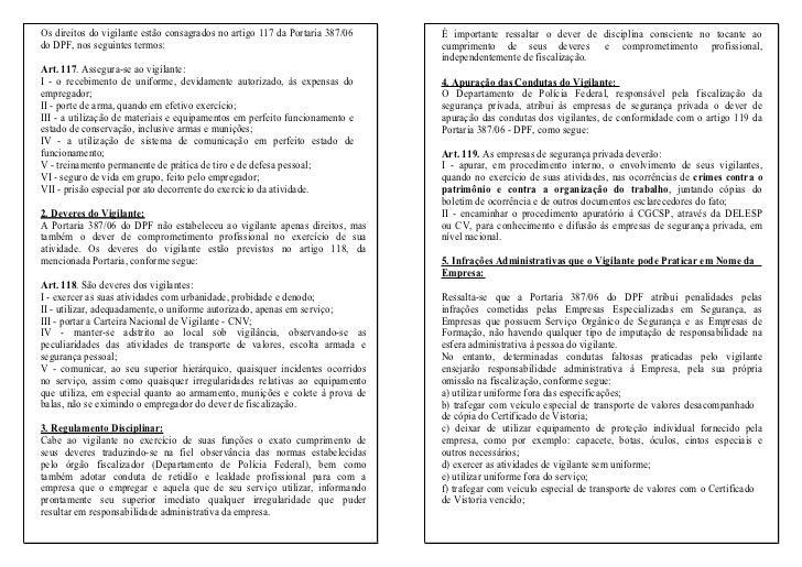 manual vigilante atualizado dpf rh pt slideshare net Policia Federal Brasileira Policia Federal Brasil