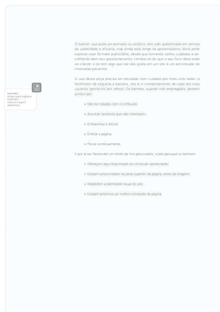 Manual de Webwriting da CNC