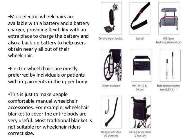 Manual Wheelchair Accessories: Easily And Securely Fit To your Wheelc…