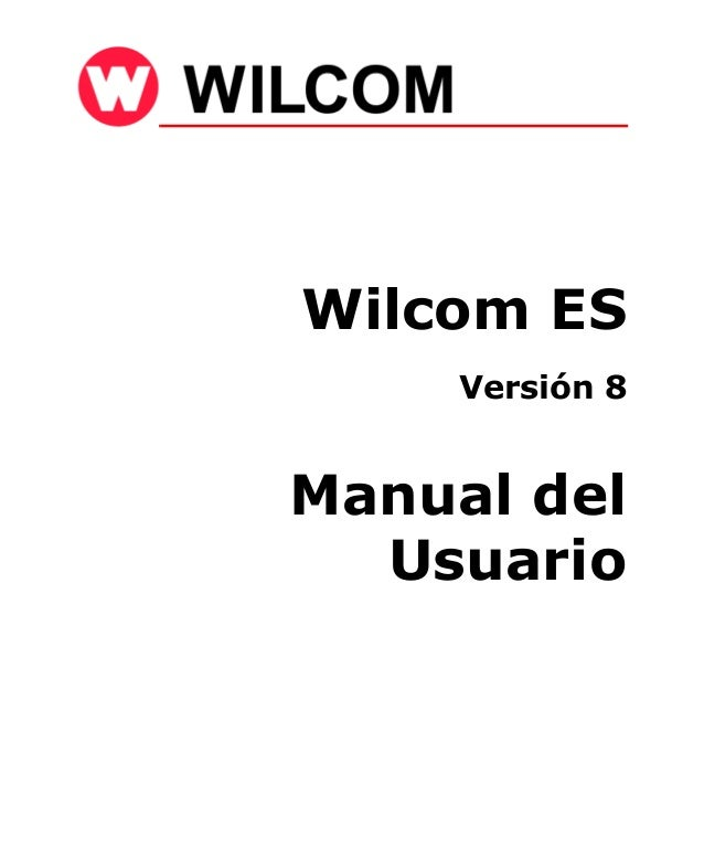 Manual wilcom 9
