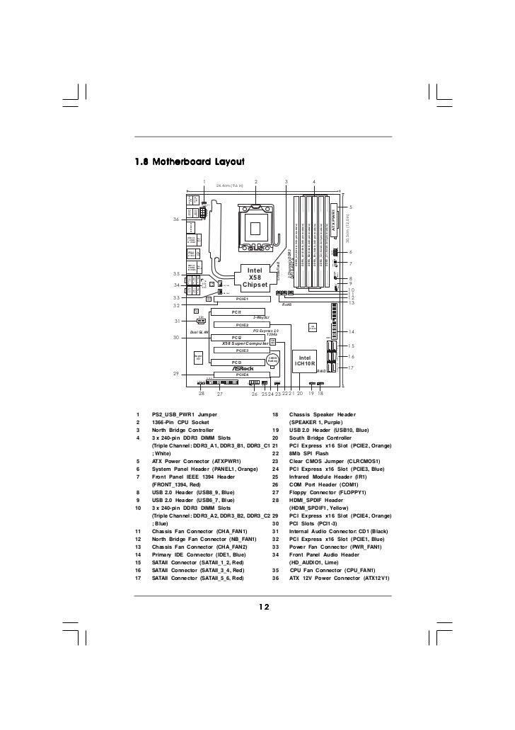 Manual x58 20 super computer