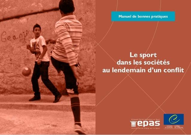 Depuis sa création en 2007, la promotion de la diversité dans et à travers le sport est une priorité majeure de l'Accord p...