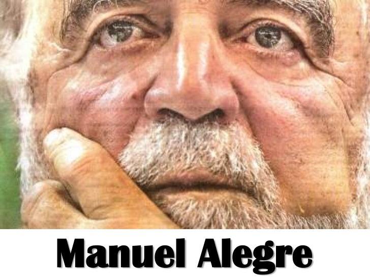 Manuel Alegre<br />