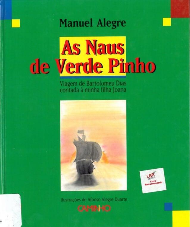 Manuel alegre as_naus_de_verde_pinho