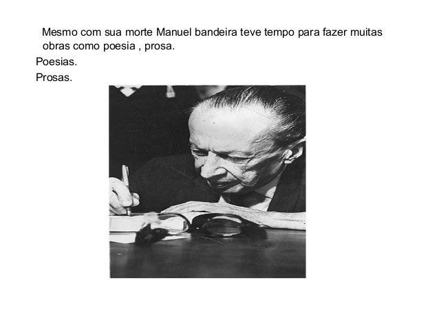 Manuel bandeira (1886 1968) jaine Slide 3