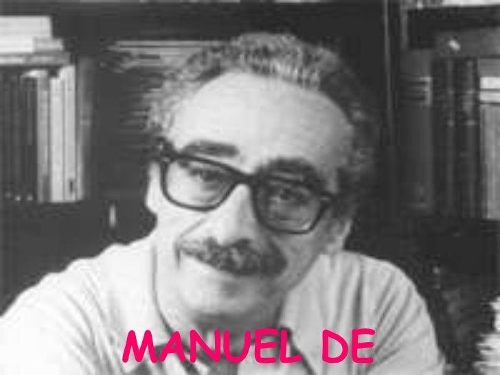MANUEL DE PEDROLO<br />