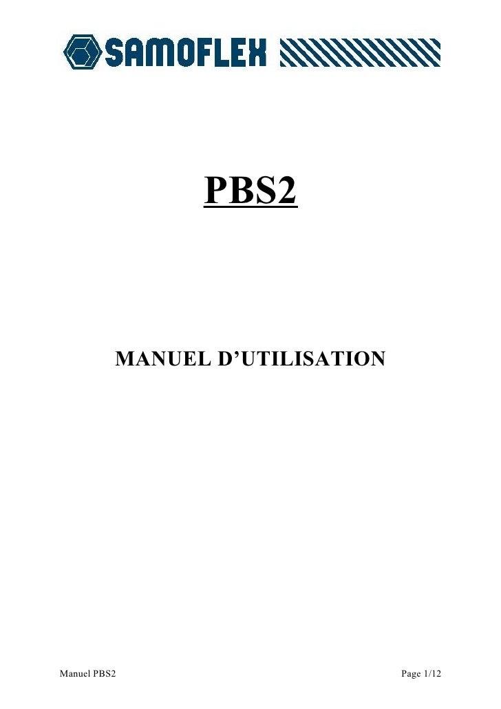 Manuel Pbs2