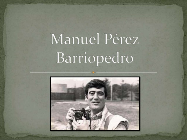  Va néixer el 1947.  És un fotògraf espanyol, guanyador del premi World Press Photo of the Year de l'any 1981 gràcies a ...