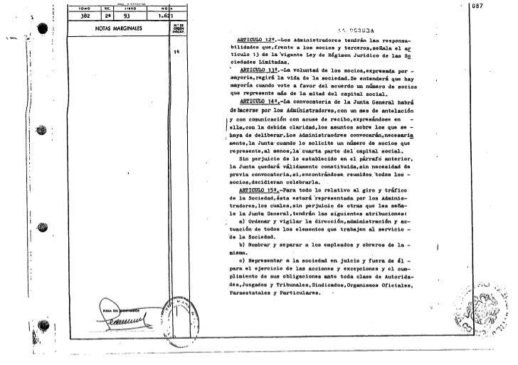 Manuel rivas boquete s.l. Slide 3