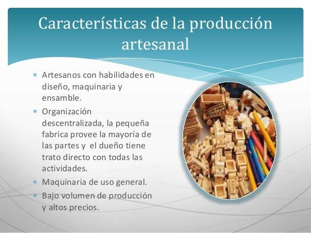 Manufactura esbelta historia for Maquinaria y utensilios para la produccion culinaria