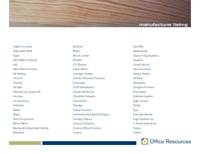 Manufacturer List Pdf Adobe Acrobat Professional