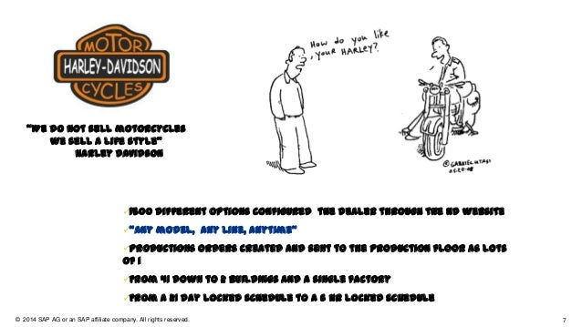 """""""We do not sell motorcycles we sell a life style"""" Harley Davidson  1500  different options configured the dealer through ..."""