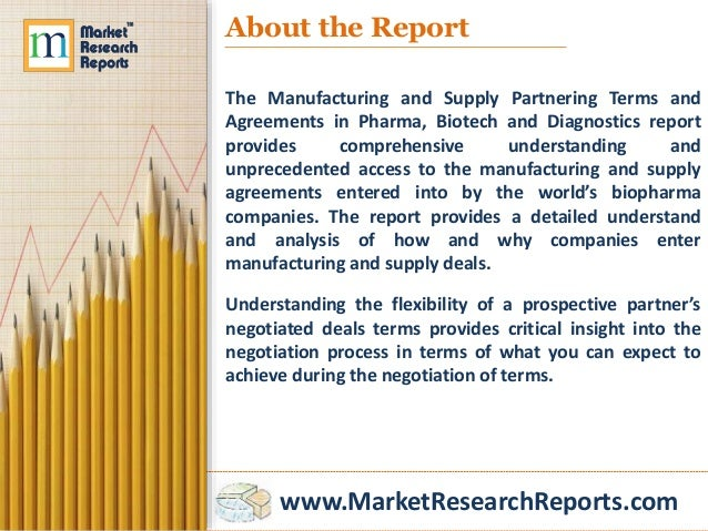 a supplier partnering agreement Spend time to discover the supplier's goals to increase the mutual gains achieved in the agreement for example, if the supplier won't budge on price,.