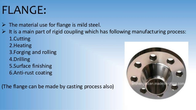use of coupling