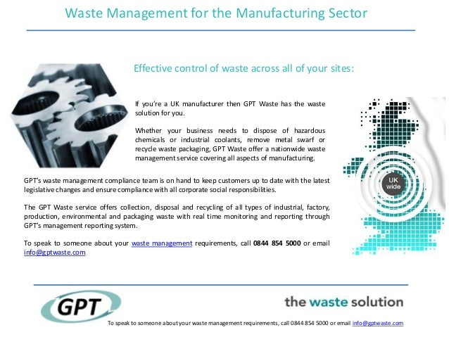 waste management in garment industry a Different tools and techniques are used and waste management is controlled   textile and garment industries improve their production flow by identifying and.