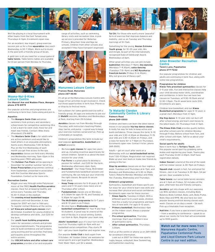 Manukau matters issue 6 2006
