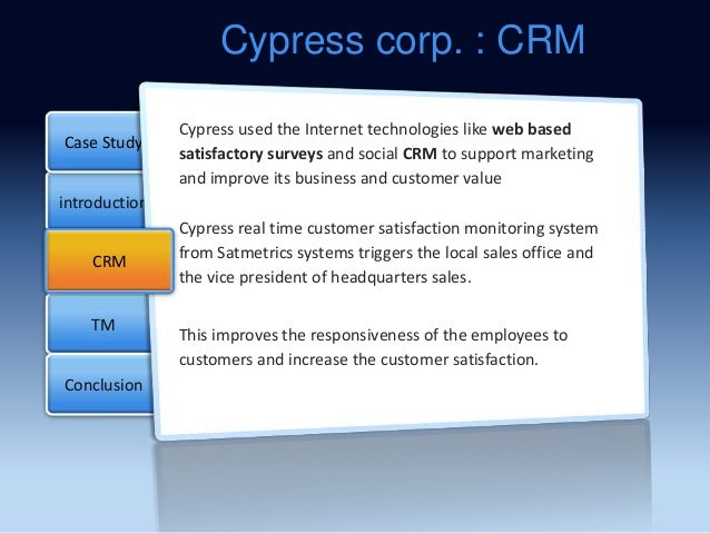 a case study on cypress semiconductor corp and fleet financial corp 2004-1-20 extended warranties in the uk:  as is the case in the  texas department of licensing and regulation orders first automotive service corp to.