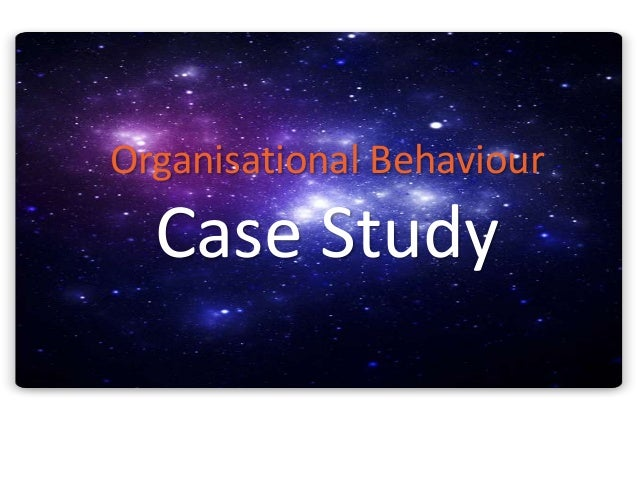 case study of ob 8 1 Sepsis case study section 1 directions: after watching the first segment of the video, work through this first section of the case study review scenario.
