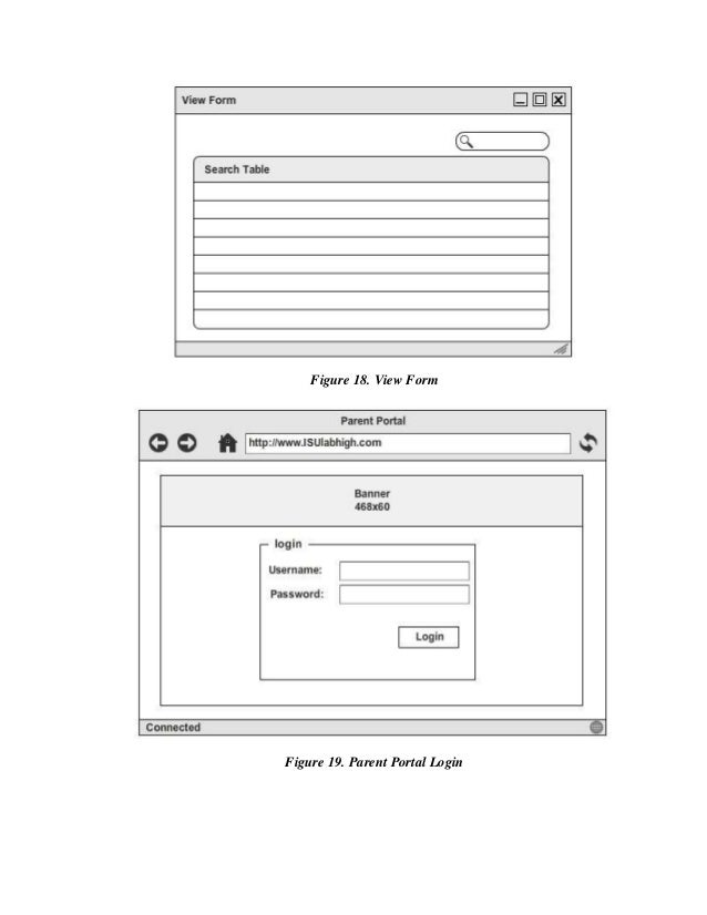 Login-logout system research paper