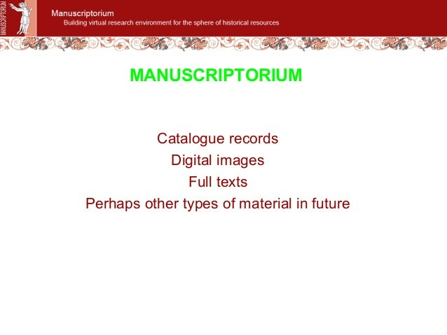 types of virtual library