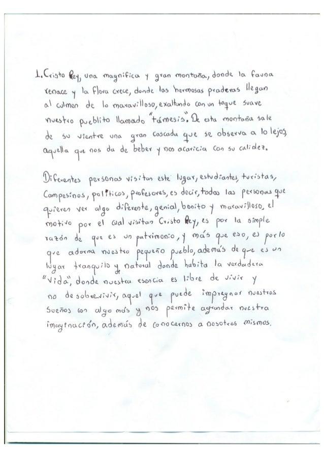 Manuscrito josé daniel castañeda