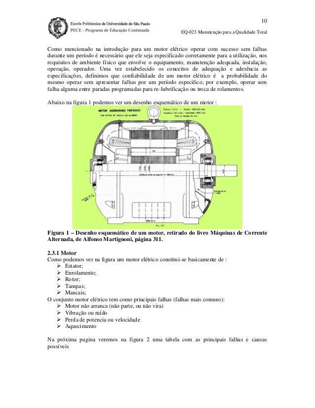 b553fcdc15b 2.3 Confiabilidade em motores elétricos. 10.