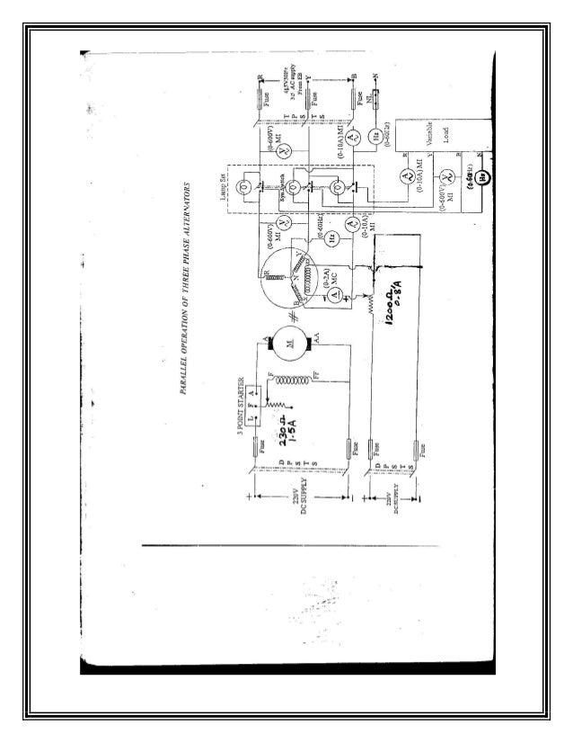 load test on single phase induction motor