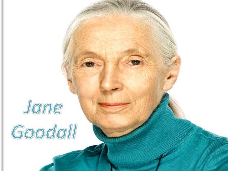 Jane Goodall<br />